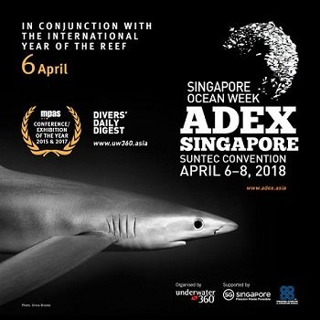 Adex 2018 with Legend Diving Lembongan