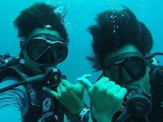 Fun dive Legend diving lembongan bali