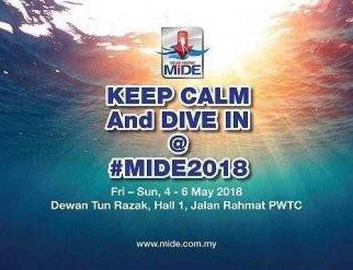 Malaysia International Dive Expo 2018
