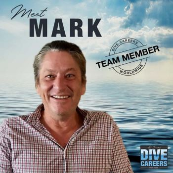 Mark Soworka Course Director from Dive Careers at Legend Diving Lembongan Bali