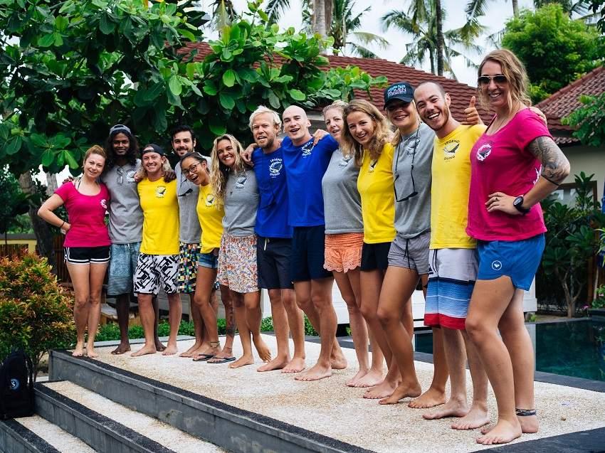 Legend Diving Lembongan team