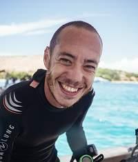 Christophe plongeur
