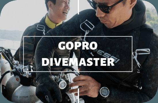Divemaster Gopro Internship Nusa Lembongan