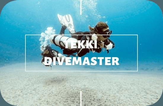 Divemaster Tech Internship Nusa Lembongan